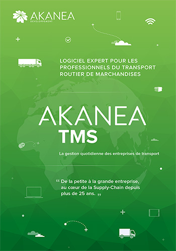 Akanea TMS brochure cover