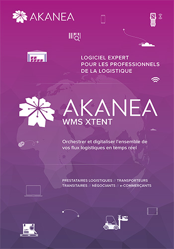 Akanea WMS brochure cover